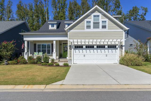 2248 Lakeside Circle, Wilmington, NC 28401 (MLS #100240104) :: Welcome Home Realty