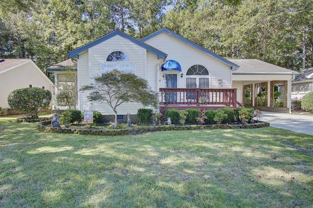 447 Deer Path, Calabash, NC 28467 (MLS #100240128) :: Lynda Haraway Group Real Estate