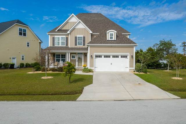 427 Lanyard Drive, Newport, NC 28570 (MLS #100240237) :: The Rising Tide Team