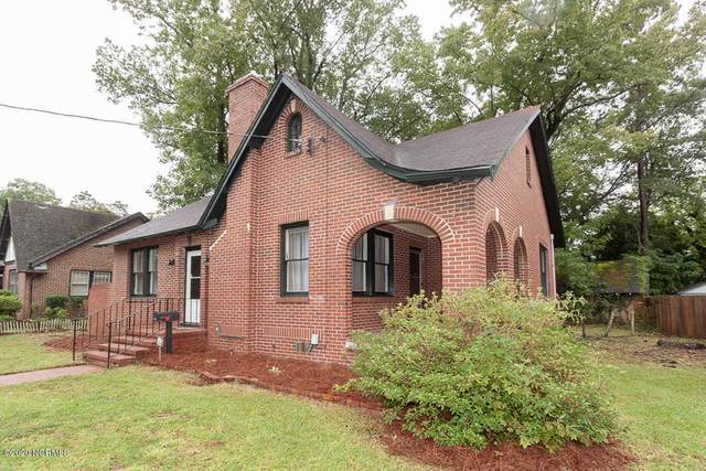 607 Eastern Avenue, Rocky Mount, NC 27801 (MLS #100240291) :: Berkshire Hathaway HomeServices Hometown, REALTORS®