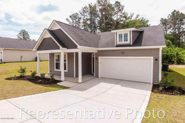 14 Thrush Trail #35, Hampstead, NC 28443 (MLS #100240351) :: Stancill Realty Group