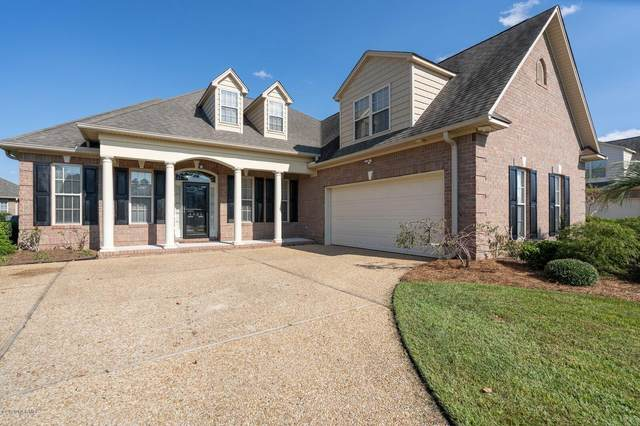 2021 Fanning Court, Leland, NC 28451 (MLS #100240379) :: Barefoot-Chandler & Associates LLC