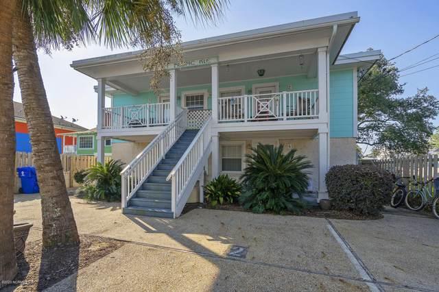 205 Florence Avenue #1, Carolina Beach, NC 28428 (MLS #100240435) :: RE/MAX Essential