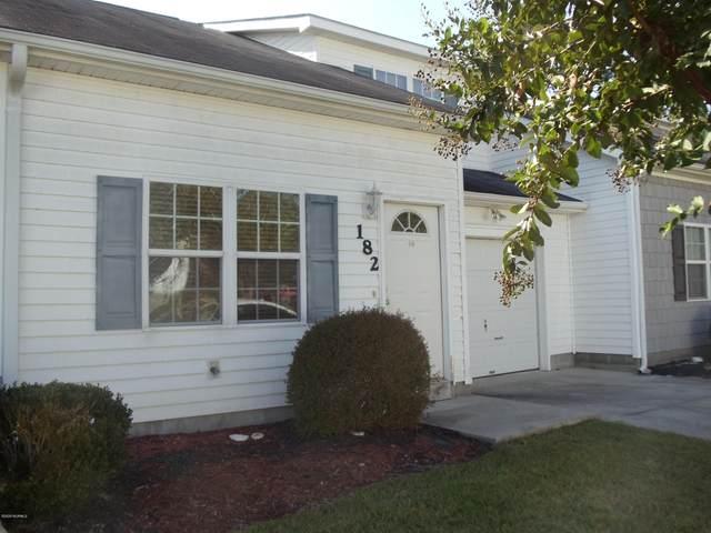 182 Kelly Circle, Hubert, NC 28539 (MLS #100240460) :: Carolina Elite Properties LHR