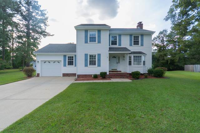 106 Carters Grove Circle, Jacksonville, NC 28540 (MLS #100240485) :: RE/MAX Elite Realty Group