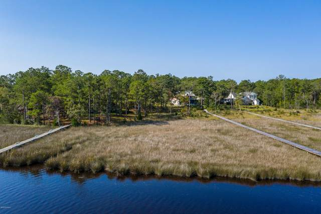 106 Neusiok Drive, Havelock, NC 28532 (MLS #100240514) :: Destination Realty Corp.