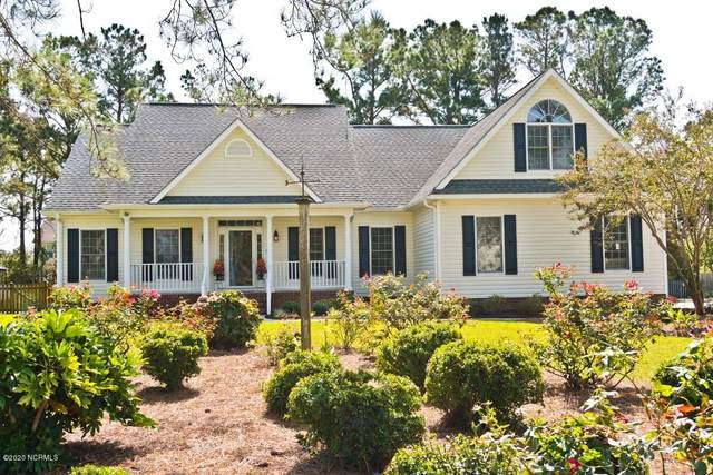 113 Tidewater Drive, Newport, NC 28570 (MLS #100240532) :: The Rising Tide Team