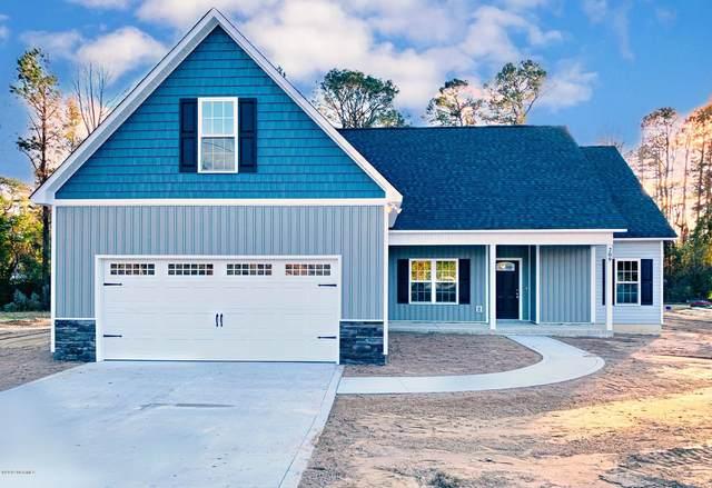 203 Buckeye Court N, Jacksonville, NC 28540 (MLS #100240574) :: RE/MAX Essential