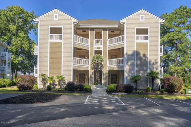 219 Kings Trail #1304, Sunset Beach, NC 28468 (MLS #100240592) :: Castro Real Estate Team