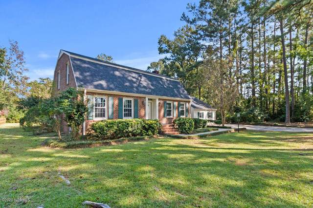 1210 Pine Valley Road, Jacksonville, NC 28546 (MLS #100240606) :: Thirty 4 North Properties Group