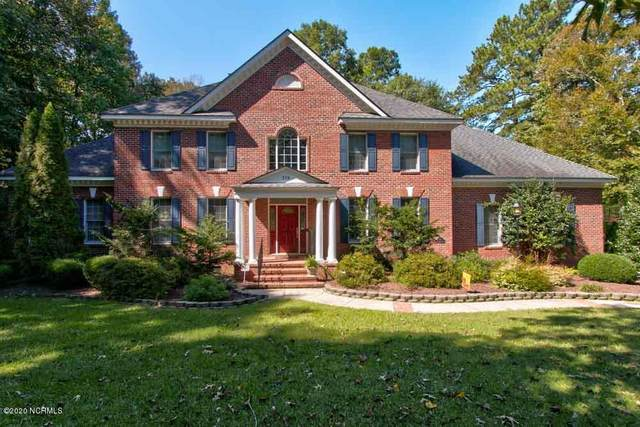 308 Stonybrook Road, Rocky Mount, NC 27804 (MLS #100240628) :: Barefoot-Chandler & Associates LLC