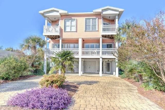 121 4th Avenue B, Kure Beach, NC 28449 (MLS #100240645) :: RE/MAX Essential