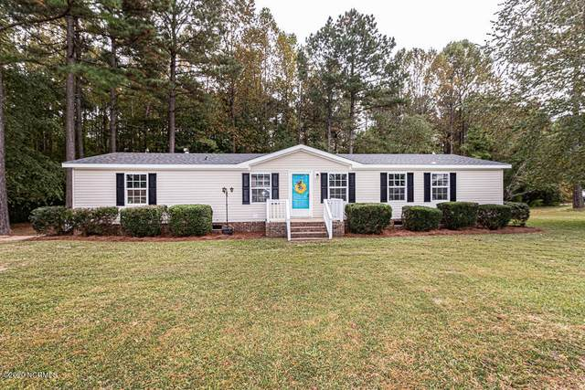 140 Delila Lane, Tarboro, NC 27886 (MLS #100240702) :: Destination Realty Corp.