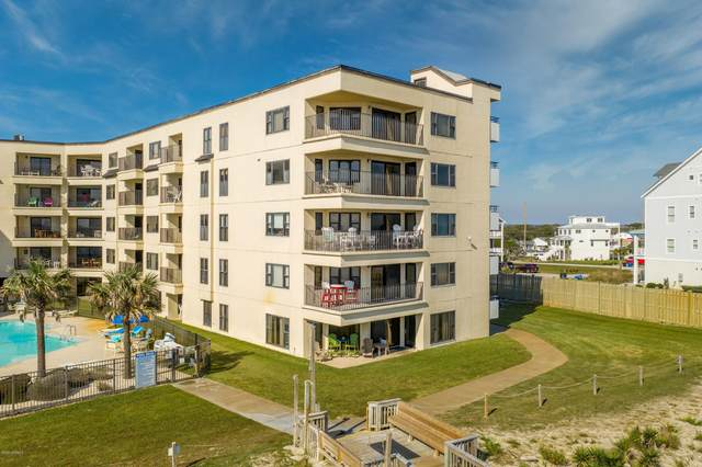 1505 Salter Path Road #430, Indian Beach, NC 28512 (MLS #100240765) :: The Bob Williams Team