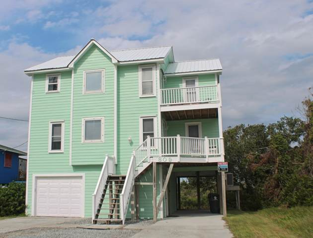 809 S Topsail Drive, Surf City, NC 28445 (MLS #100240772) :: Berkshire Hathaway HomeServices Hometown, REALTORS®