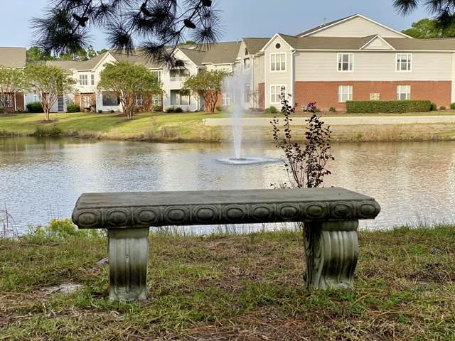 4126 Breezewood Drive #103, Wilmington, NC 28412 (MLS #100240797) :: Carolina Elite Properties LHR