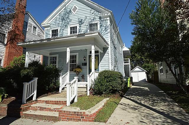 724 Pollock Street, New Bern, NC 28562 (MLS #100240805) :: CENTURY 21 Sweyer & Associates