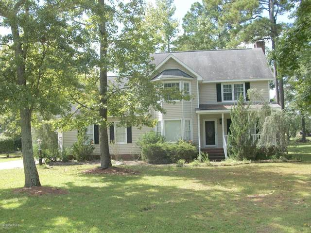 718 Sir Hunter Drive, Greenville, NC 27858 (MLS #100240823) :: Stancill Realty Group