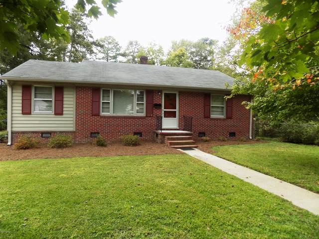 115 Plymouth Road, Rocky Mount, NC 27804 (MLS #100240826) :: RE/MAX Elite Realty Group