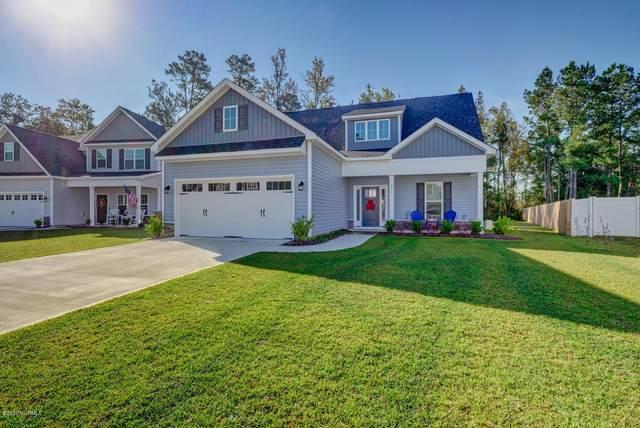 436 Jasmine Way, Burgaw, NC 28425 (MLS #100240827) :: CENTURY 21 Sweyer & Associates