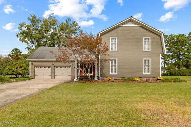 207 Converse Drive, Jacksonville, NC 28546 (MLS #100240833) :: RE/MAX Elite Realty Group
