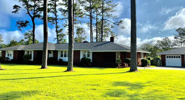 394 Chatham Street, Newport, NC 28570 (MLS #100240835) :: Barefoot-Chandler & Associates LLC