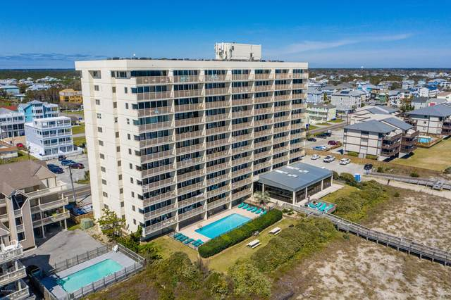 1403 S Lake Park Boulevard #901, Carolina Beach, NC 28428 (MLS #100240883) :: Carolina Elite Properties LHR
