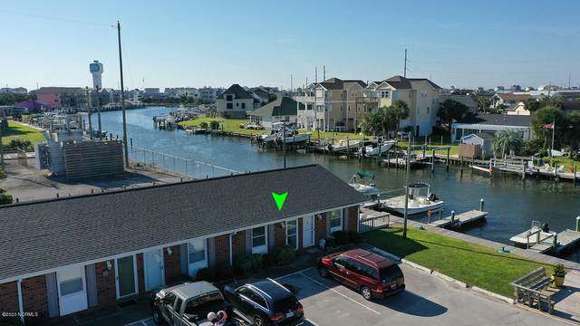 121 Old Causeway Road #13, Atlantic Beach, NC 28512 (MLS #100240887) :: Barefoot-Chandler & Associates LLC