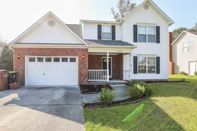 155 Winter Road, Jacksonville, NC 28540 (MLS #100240921) :: Berkshire Hathaway HomeServices Hometown, REALTORS®