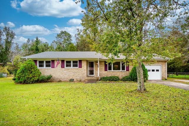 2619 Elizabeth Avenue, New Bern, NC 28562 (MLS #100240958) :: Carolina Elite Properties LHR