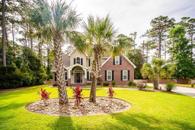104 Capn Pat Lane, Morehead City, NC 28557 (MLS #100240967) :: Barefoot-Chandler & Associates LLC