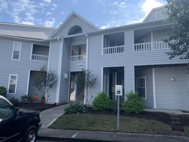4164 Breezewood Drive #203, Wilmington, NC 28412 (MLS #100240970) :: Carolina Elite Properties LHR