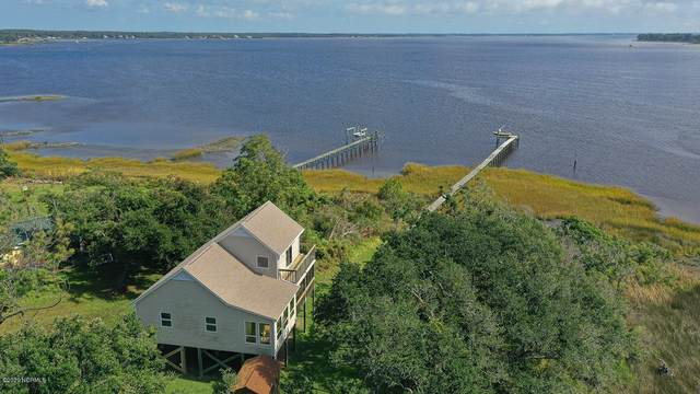 174 Clifford Oglesby Road, Newport, NC 28570 (MLS #100241062) :: Destination Realty Corp.