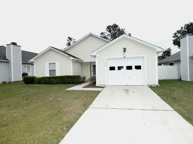 2042 Derby Run Road, Jacksonville, NC 28546 (MLS #100241076) :: Vance Young and Associates