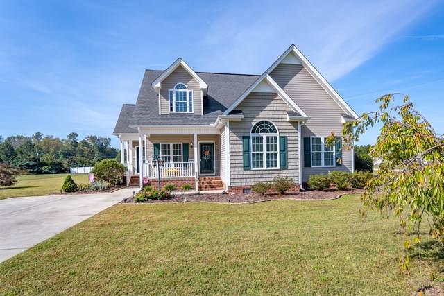 8872 Surrey Top Road, Bailey, NC 27807 (MLS #100241122) :: Thirty 4 North Properties Group