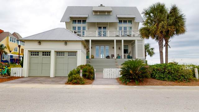 202 Row Boat Row, Bald Head Island, NC 28461 (MLS #100241138) :: Berkshire Hathaway HomeServices Hometown, REALTORS®