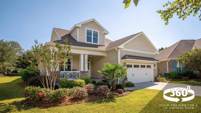 3608 Button Bush Court SE, Southport, NC 28461 (MLS #100241161) :: Frost Real Estate Team