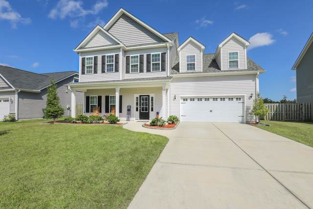 203 Pine Island Drive, Hampstead, NC 28443 (MLS #100241162) :: Frost Real Estate Team