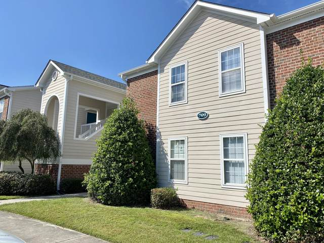 709 Summertime Lane C, Wilmington, NC 28405 (MLS #100241187) :: Castro Real Estate Team
