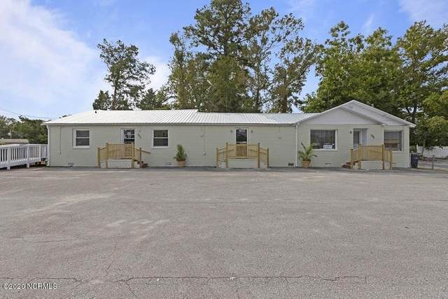 303 & 305 Henderson Drive, Jacksonville, NC 28540 (MLS #100241207) :: Vance Young and Associates