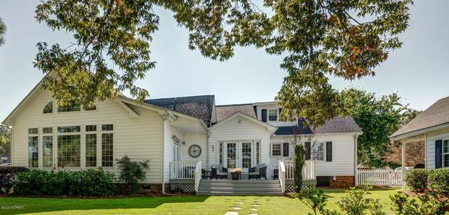 606 Golfers Lane, Nashville, NC 27856 (MLS #100241217) :: Stancill Realty Group