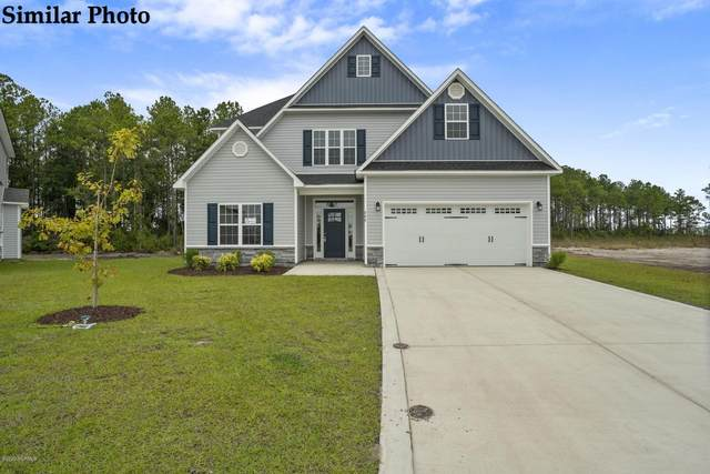 534 Transom Way, Sneads Ferry, NC 28460 (MLS #100241234) :: Lynda Haraway Group Real Estate