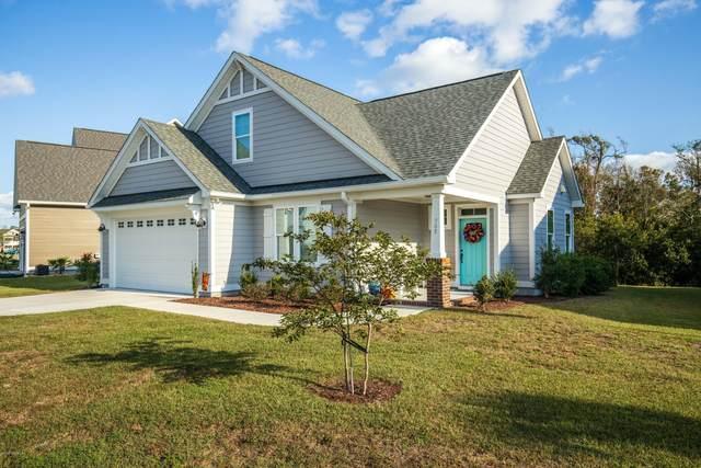 702 Lanyard Drive, Newport, NC 28570 (MLS #100241252) :: Barefoot-Chandler & Associates LLC