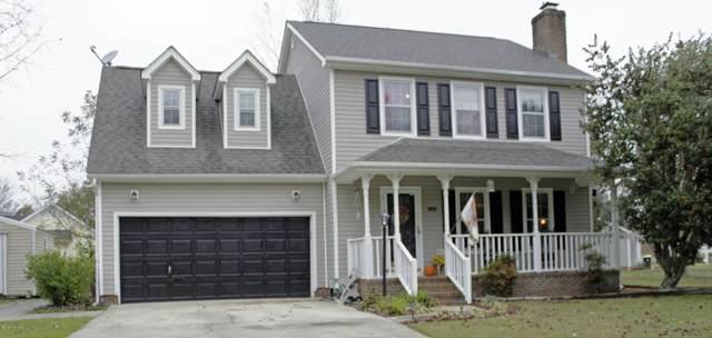 815 Gadwell Loop, Jacksonville, NC 28540 (MLS #100241276) :: Carolina Elite Properties LHR