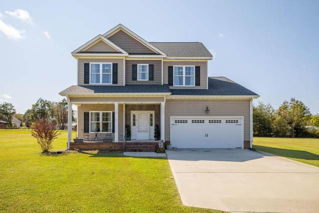 59 Deer Pointe Drive, Snow Hill, NC 28580 (MLS #100241303) :: The Tingen Team- Berkshire Hathaway HomeServices Prime Properties