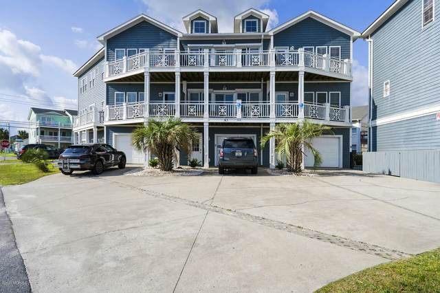 202 Fort Fisher Boulevard N A-4, Kure Beach, NC 28449 (MLS #100241313) :: Vance Young and Associates