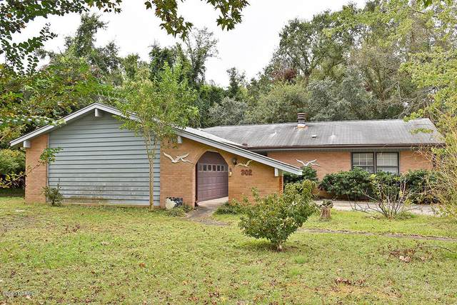 302 Sussex Court, Wilmington, NC 28411 (MLS #100241324) :: Thirty 4 North Properties Group
