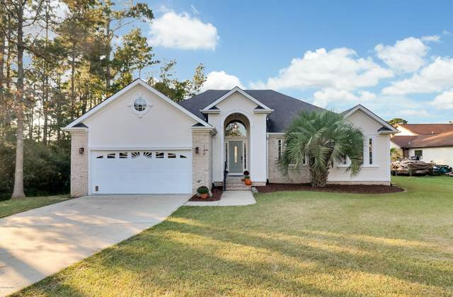149 S Shore Drive, Southport, NC 28461 (MLS #100241339) :: Stancill Realty Group