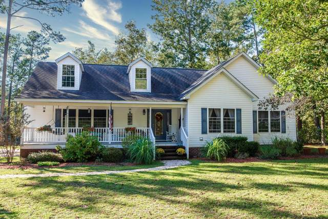 248 Country Club Drive W, Minnesott Beach, NC 28510 (MLS #100241351) :: Castro Real Estate Team