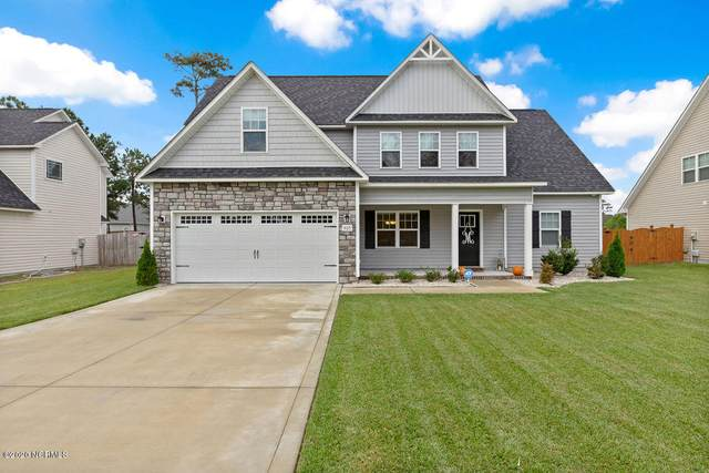 405 Gavins Run, Sneads Ferry, NC 28460 (MLS #100241372) :: Stancill Realty Group